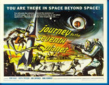 Journey To The Seventh Planet Movie Poster Puzzle Fun-Size 120 pcs - Fame Collectibles