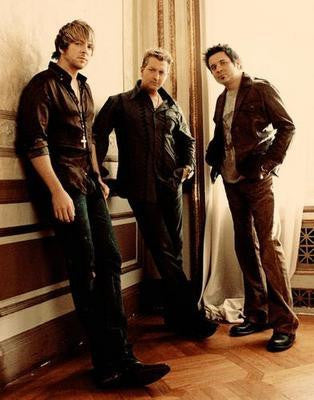 Rascal Flatts Poster Loft Room 24in x36in 24x36 - Fame Collectibles