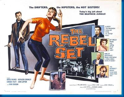 Rebel Set The Movie Poster 24x36 - Fame Collectibles