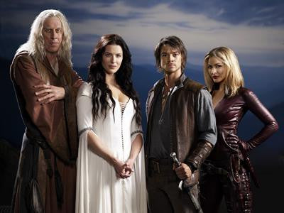 Legend Of The Seeker Cast Hz Poster 24x36 - Fame Collectibles