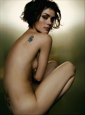 Shannyn Sossamon Poster 24in x36in 24x36 - Fame Collectibles
