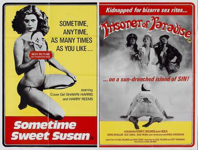 Sometime Sweet Susan Movie Poster 24x36 - Fame Collectibles