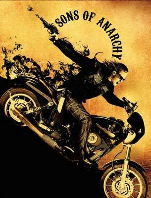 Sons Of Anarchy Poster 24in x36in 24x36 - Fame Collectibles