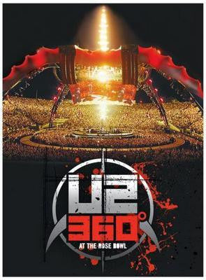 U2 Poster 360 24in x36in 24x36 - Fame Collectibles