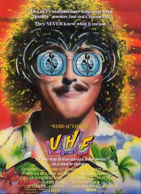 Uhf Movie Poster 24in x36in 24x36 - Fame Collectibles
