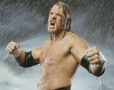 Wwe Triple H Movie Poster Wet Fists 24in x36in 24x36 - Fame Collectibles