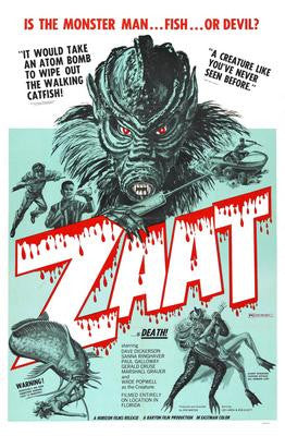 Zaat Movie Poster 24x36 - Fame Collectibles