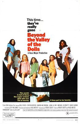 Beyond The Valley Of The Dolls Mouse Pad Mousepad Mouse mat - Fame Collectibles