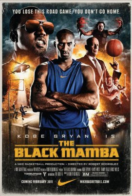 Black Mamba Mouse Pad Mousepad Mouse mat - Fame Collectibles