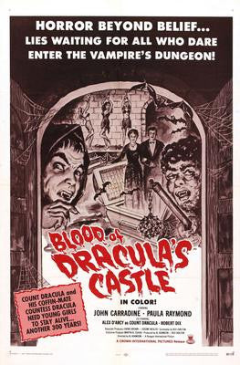 Blood Of Dracula S Castle Mouse Pad Mousepad Mouse mat - Fame Collectibles