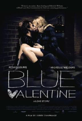 Blue Valentine Mouse Pad Mousepad Mouse mat - Fame Collectibles