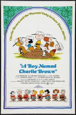 A Boy Named Charlie Brown Mouse Pad Mousepad Mouse mat - Fame Collectibles