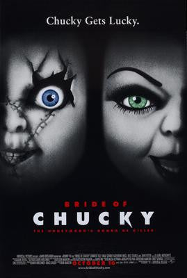 Bride Of Chucky Mouse Pad Mousepad Mouse mat - Fame Collectibles