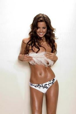 Brooke Burke Topless Mouse Pad Mousepad Mouse mat - Fame Collectibles