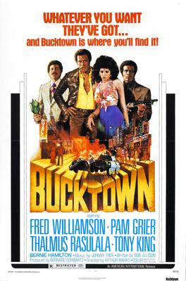 Bucktown Mouse Pad Mousepad Mouse mat - Fame Collectibles