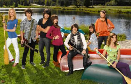 Camp Rock Mouse Pad Mousepad Mouse mat - Fame Collectibles