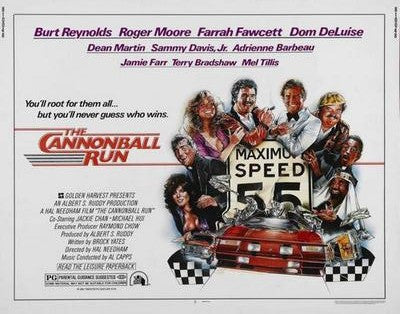 Cannonball Run Mug Photo Coffee Mug - Fame Collectibles  - 1