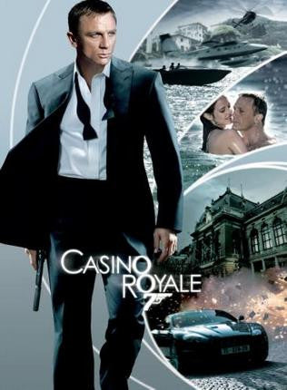 Casino Royale Mouse Pad Mousepad Mouse mat - Fame Collectibles