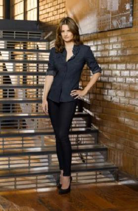 Castle Stana Katic Mouse Pad Mousepad Mouse mat - Fame Collectibles