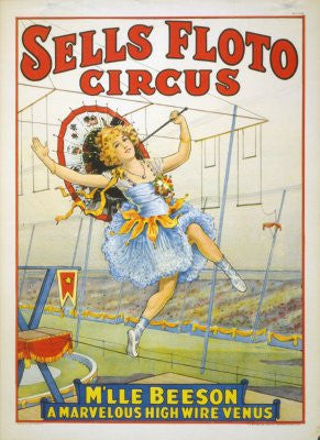 Circus Mouse Pad Mousepad Mouse mat - Fame Collectibles