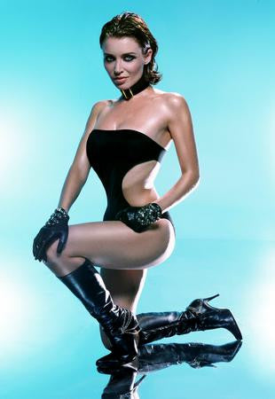 Dannii Minogue Poster Stiletto boots 24x36 - Fame Collectibles