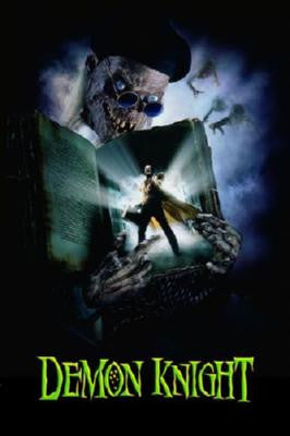 Demon Knight Poster 24inx36in - Fame Collectibles