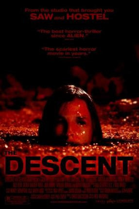 Descent Movie Poster 24x36 - Fame Collectibles