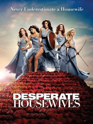 Desperate Housewives Poster 24x36 - Fame Collectibles
