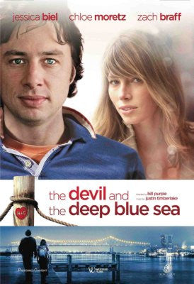 Devil And The Deep Blue Sea Movie Poster 24x36 - Fame Collectibles
