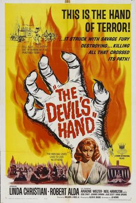 Devils Hand The Movie Poster 24x36 - Fame Collectibles