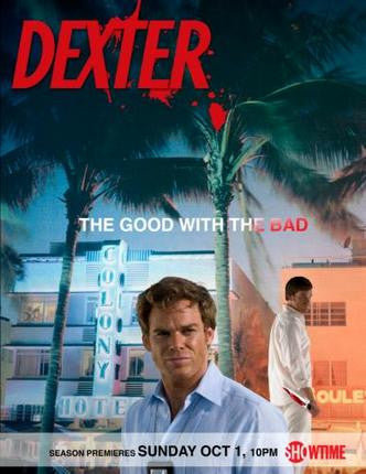Dexter Poster Good With The Bad 24x36 - Fame Collectibles