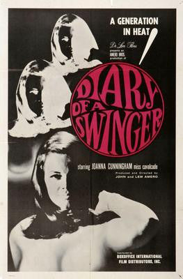 Diary Of A Swinger Movie Poster 24x36 - Fame Collectibles