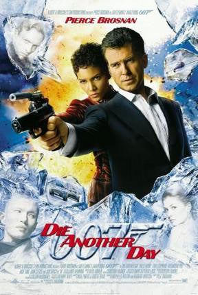 Die Another Day Movie Poster 24x36 - Fame Collectibles