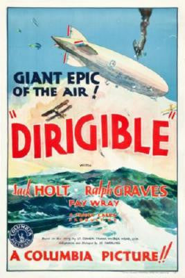 Dirigible Movie Poster 24in x 36in - Fame Collectibles