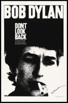 Bob Dylan Poster Don?T Look Back 24inx36in - Fame Collectibles
