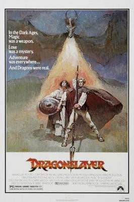 Dragonslayer Movie Poster 24x36 - Fame Collectibles