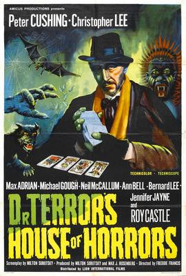 Dr Terrors House Of Horrors Movie Poster 24x36 - Fame Collectibles