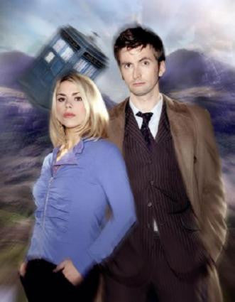 Dr. Who Poster 24in x 36in - Fame Collectibles