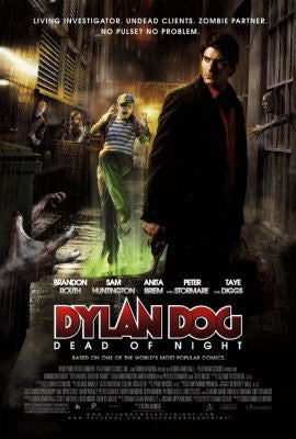 Dylan Dog Movie Poster 24x36 - Fame Collectibles