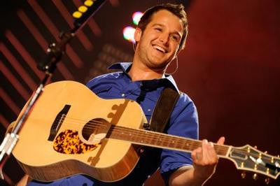 Easton Corbin Guitar Poster 24x36 - Fame Collectibles