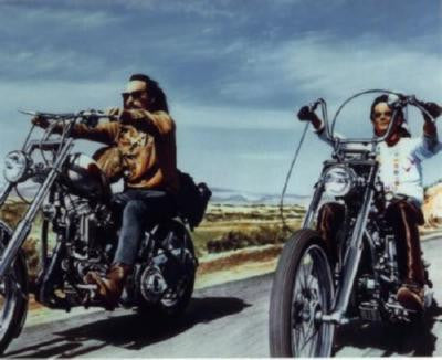 Easy Rider Movie Poster 24in x 36in - Fame Collectibles