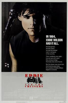Eddie And The Cruisers Movie Poster 24x36 - Fame Collectibles