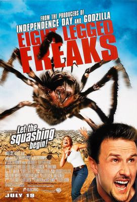 Eight Legged Freaks Movie Poster 24x36 - Fame Collectibles