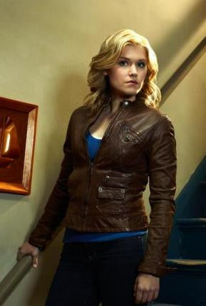Emily Rose Poster Leather Jacket 24x36 - Fame Collectibles