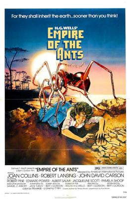 Empire Of Ants Movie Poster 24x36 - Fame Collectibles