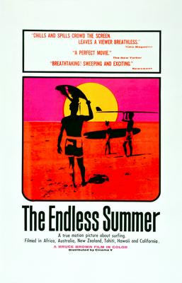 Endless Summer Movie Poster 24x36 - Fame Collectibles