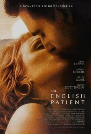 English Patient The Movie Poster 24x36 - Fame Collectibles