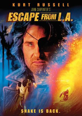 Escape From La Movie Poster 24x36 - Fame Collectibles