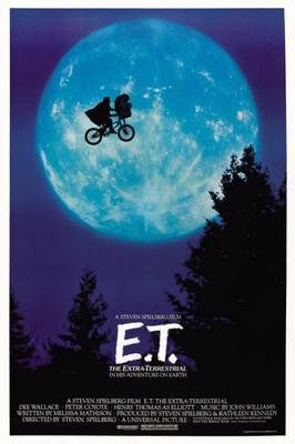 Et The Extra Terrestrial Movie Poster 24x36 - Fame Collectibles