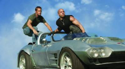 Fast Five Poster Vin Diesel 24inx36in - Fame Collectibles